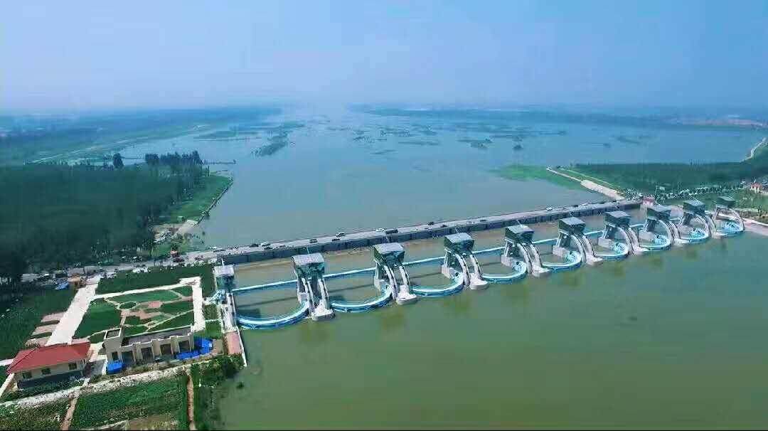 宁波皎口水库复合生态湿地工程
