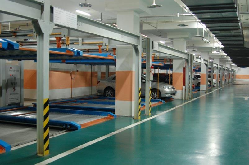 3#楼、5#楼地下机械车库停车设备及安装工程