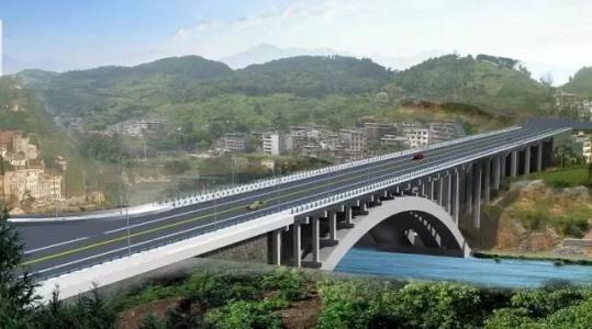 府谷古城集运有限公司运输公路桥梁工程