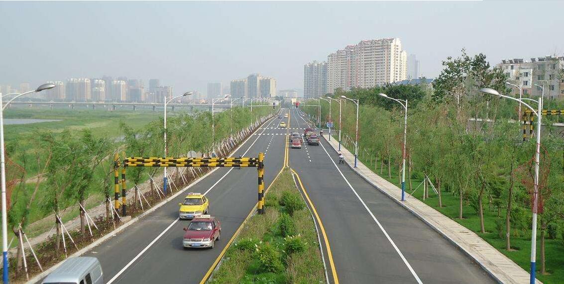 清涧县食品工业园区(二期)基础设施建设项目及滨河路工程